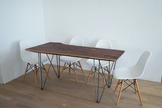 Dwell Made Presents: DIY Walnut Dining Table - Photo 11 of 12 -