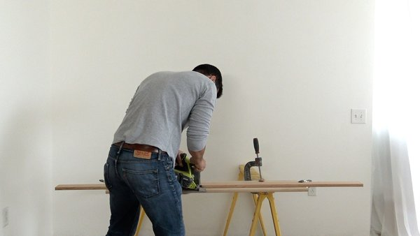 Dwell Made Presents: DIY Black Oak Bench - Photo 2 of 9 -