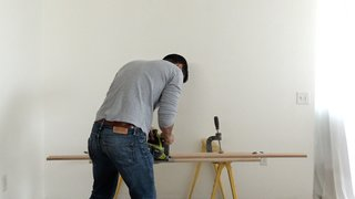 Dwell Made Presents: DIY Black Oak Bench - Photo 2 of 9 -