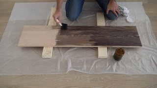 Dwell Made Presents: DIY Black Oak Bench - Photo 4 of 9 -