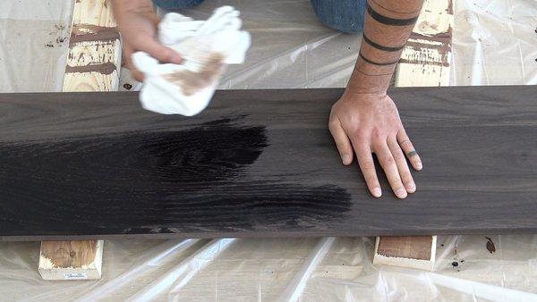 Dwell Made Presents: DIY Black Oak Bench - Photo 5 of 9 -