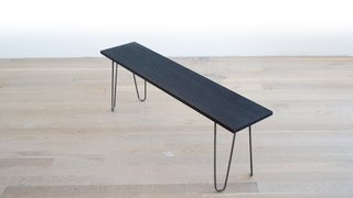 Dwell Made Presents: DIY Black Oak Bench - Photo 8 of 9 -