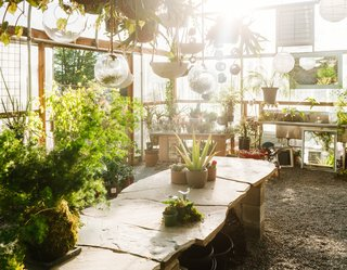 This 120-Year-Old Home With a Greenhouse Is a Gardener's Paradise - Photo 27 of 27 -