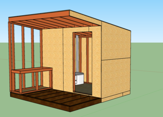 DIY Project: How to Build Your Own Modern Outhouse - Photo 5 of 14 -
