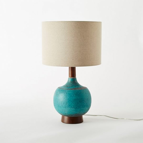West elm morten table lamp black by west elm dwell west elm modernist table lamp aloadofball Choice Image