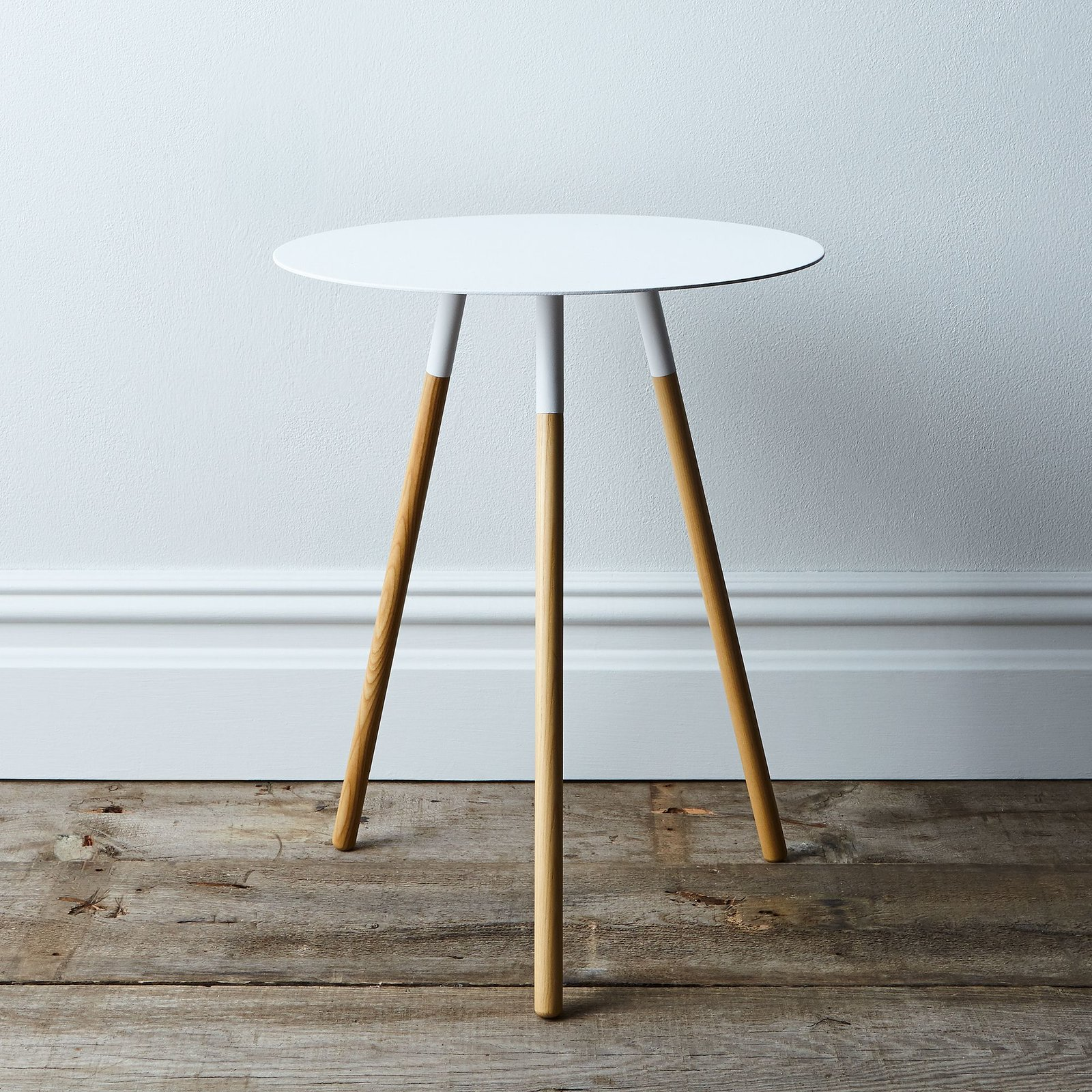 shalimar furniture side zoom table modern contemporary round