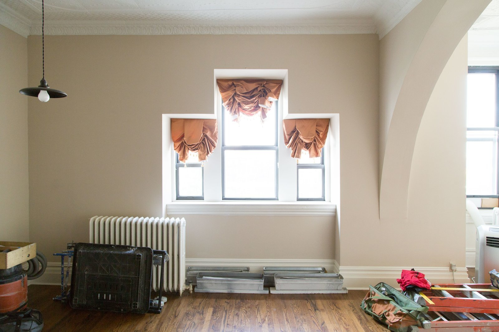 Photo 7 of 22 in A 19th-Century Schoolhouse in Brooklyn Becomes a Classy Apartment