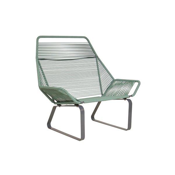 IDV Cord Lounge Chair – Moss