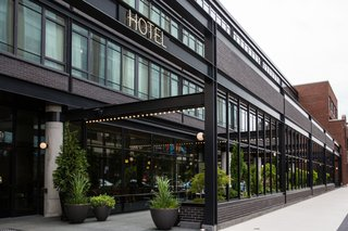 The Ace Hotel's Newest Location Embraces Chicago's Design History - Photo 1 of 20 -