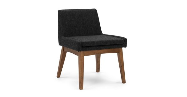 Article Chanel Licorice Dining Chair