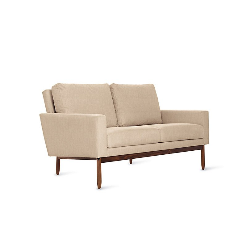 Raleigh TwoSeater Sofa by Jeffrey Bernett and Nicholas Dodziuk from