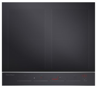 """24"""" induction cooktop by     Fisher & Paykel</p><p>$1,399 Fisher & Paykel's 24-<br>inch cooktop has four cooking zones that <br>can be bridged to create two SmartZones. The versatile appliance<br>comes in a 12-, 30-, and 36-inch version as well."""
