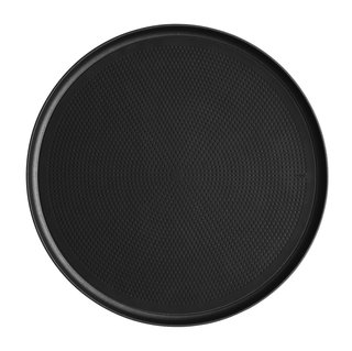 Tray by Vipp</p><p>$95 Following the success of Vipp's matte-black soap dispenser, the Danish company introduced a sleek 13.4-inch-diameter tray. Though it's meant for serving, the disc's slip-resistant surface is well-suited to holding washroom accessories, too.