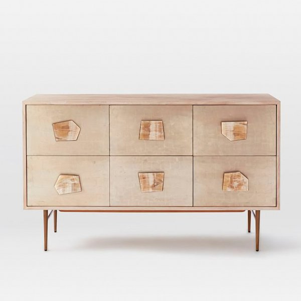 Roar + Rabbit™ Jeweled 6-Drawer Dresser