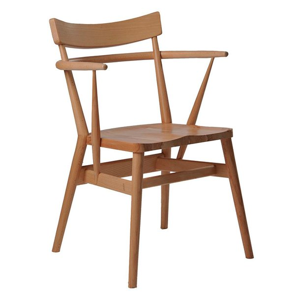 Holland Park Armchair by Russel Pinch, from Ercol