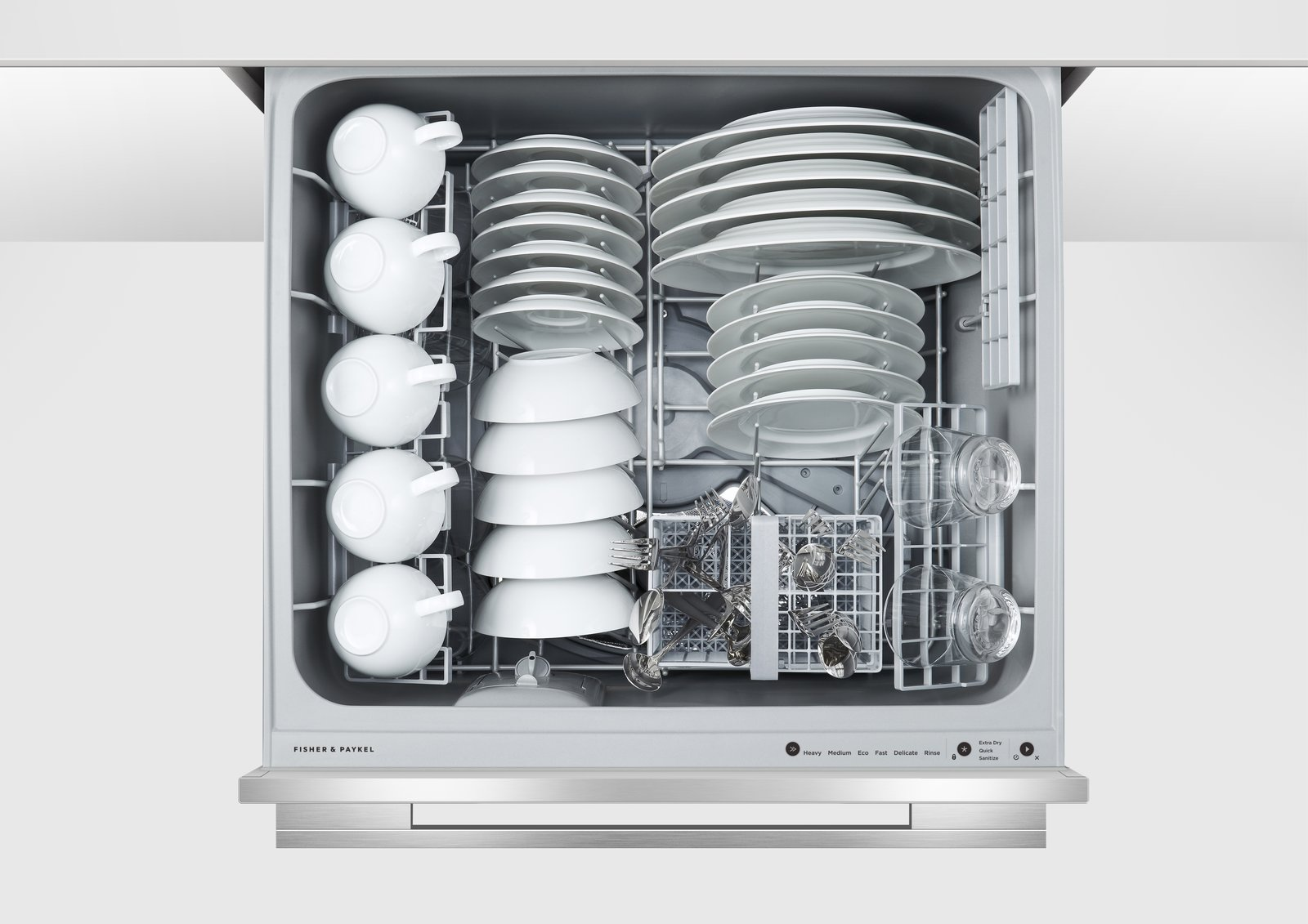 Single Door DishDrawer Dishwasher By Fisher U0026amp; Paykel From $649  Available In Single