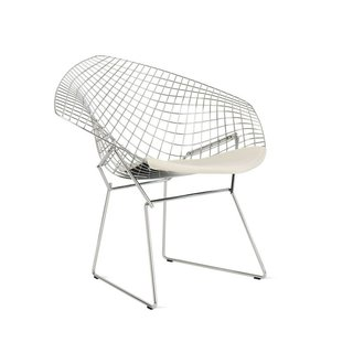 Knoll Bertoia Diamond Lounge Chair