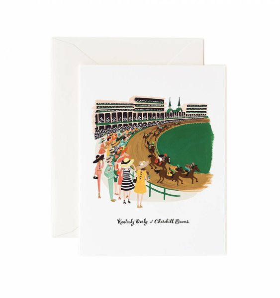 Kentucky Greeting Card by Rifle Paper Co.