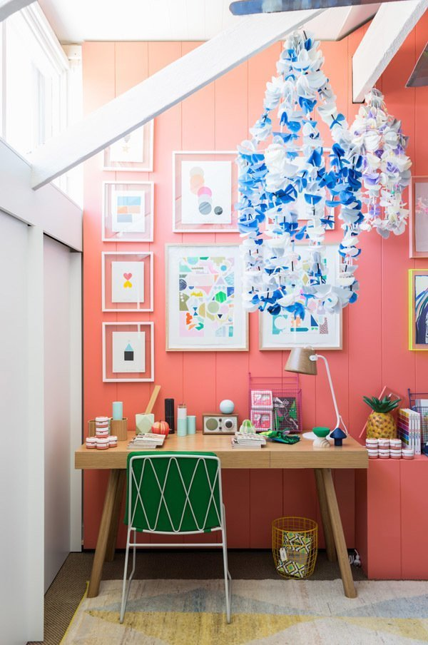 Super Tour Modern Colorful Design Files Show House In Sydney Unemploymentrelief Wooden Chair Designs For Living Room Unemploymentrelieforg