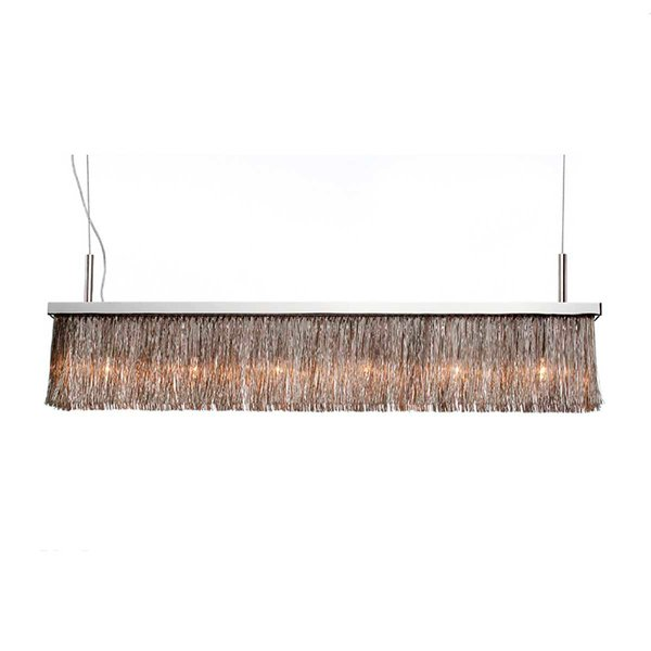 BROOM LINEAR SUSPENSION light By Annet van Egmond & William Brand, For Brand Van Egmond