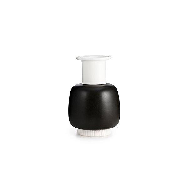 Normann Copenhagen Nyhavn Vase Large – Black