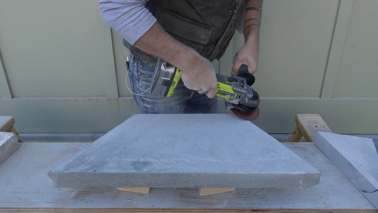 Photo 7 of 10 in Dwell Made Presents: DIY Stone Fire Pit - Dwell
