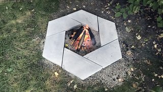 Dwell Made Presents: DIY Stone Fire Pit - Photo 9 of 9 -