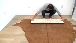 Dwell Made Presents: DIY Leather Bench - Photo 4 of 8 -