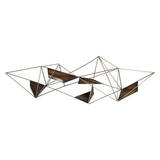 CB2 Wireplay Candle Holder