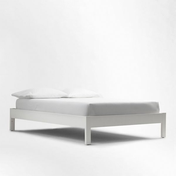 West Elm Simple Bed Frame