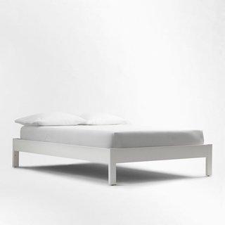 West Elm Simple Bed Frame