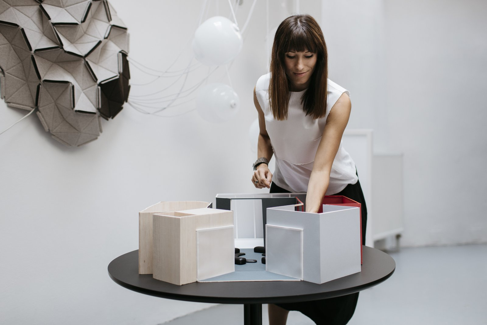 Q&A: Lucie Koldova Talks About Her Das Haus Concept For imm Cologne