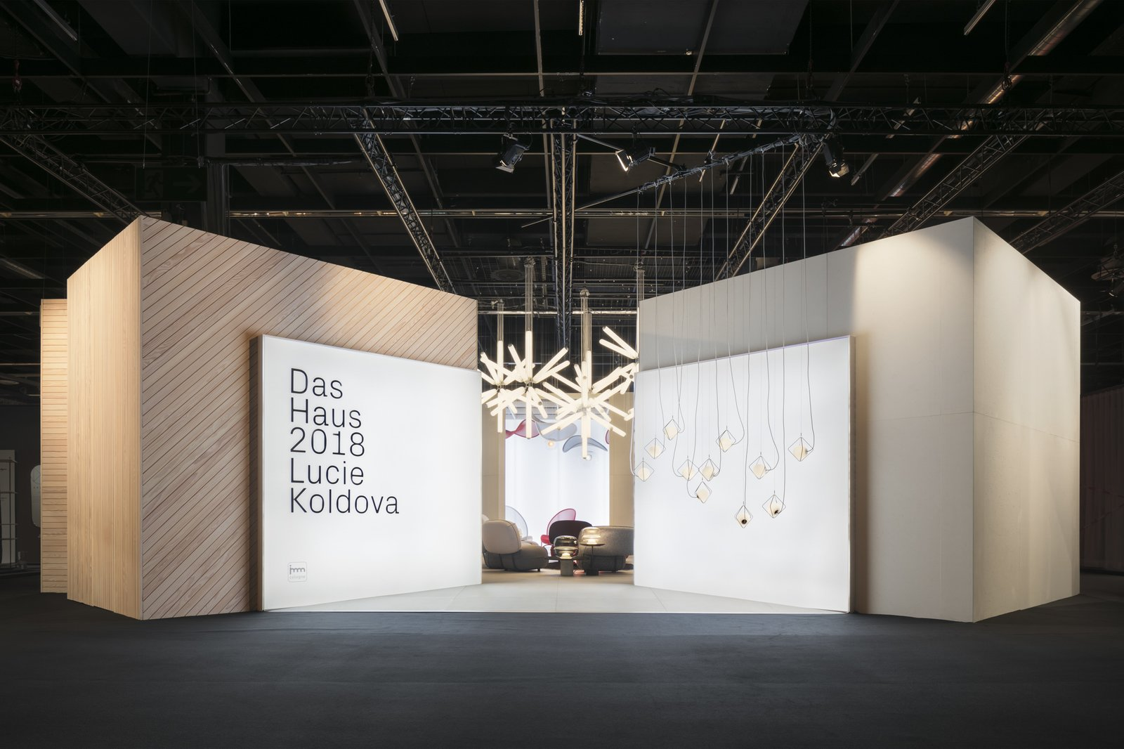 Photo 2 of 9 in Q&A: Lucie Koldova Talks About Her Das Haus Concept For imm Cologne