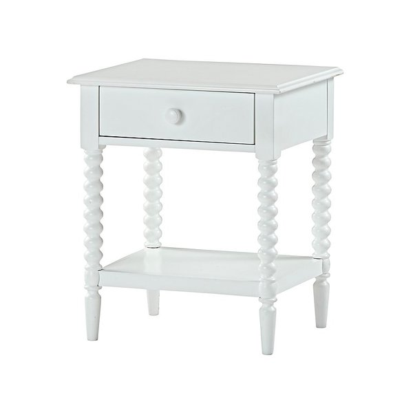 Jenny Lind White Nightstand by The Land of Nod