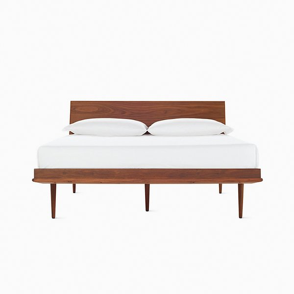 Nelson Thin Edge Bed by George Nelson, for Herman Miller