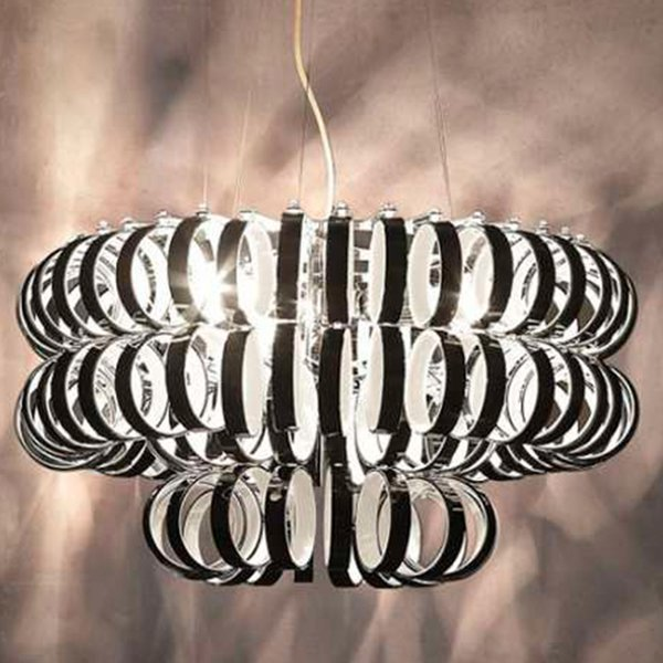 Ecos SP 60A Pendant Light by Renato Toso, from Vistosi