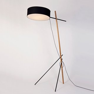 Roll hill excel floor lamp by the future perfect dwell aloadofball Images