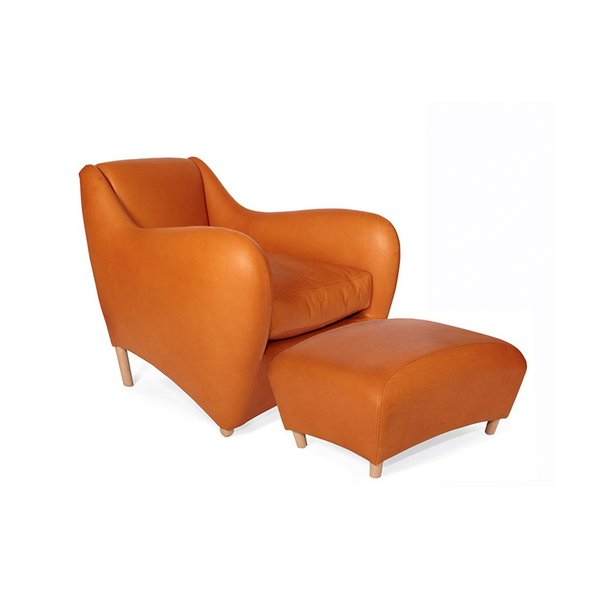 Balzac Armchair by Matthew Hilton, for SCP