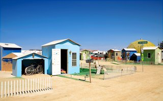16 Otherworldly Photos of Burning Man Architecture - Photo 7 of 16 - Suburbia Camp