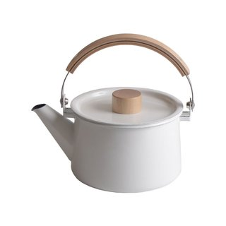 Kaico Enamel Tea Kettle