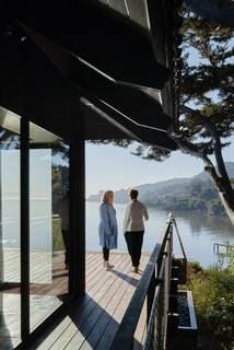 You'd Never Guess This Japanese-Style Home in Tiburon Is a Kit House - Photo 12 of 13 -