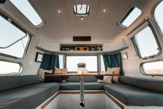 A Photographer Couple's Airstream Renovation Lets Them Take Their Business on the Road - Photo 12 of 14 -