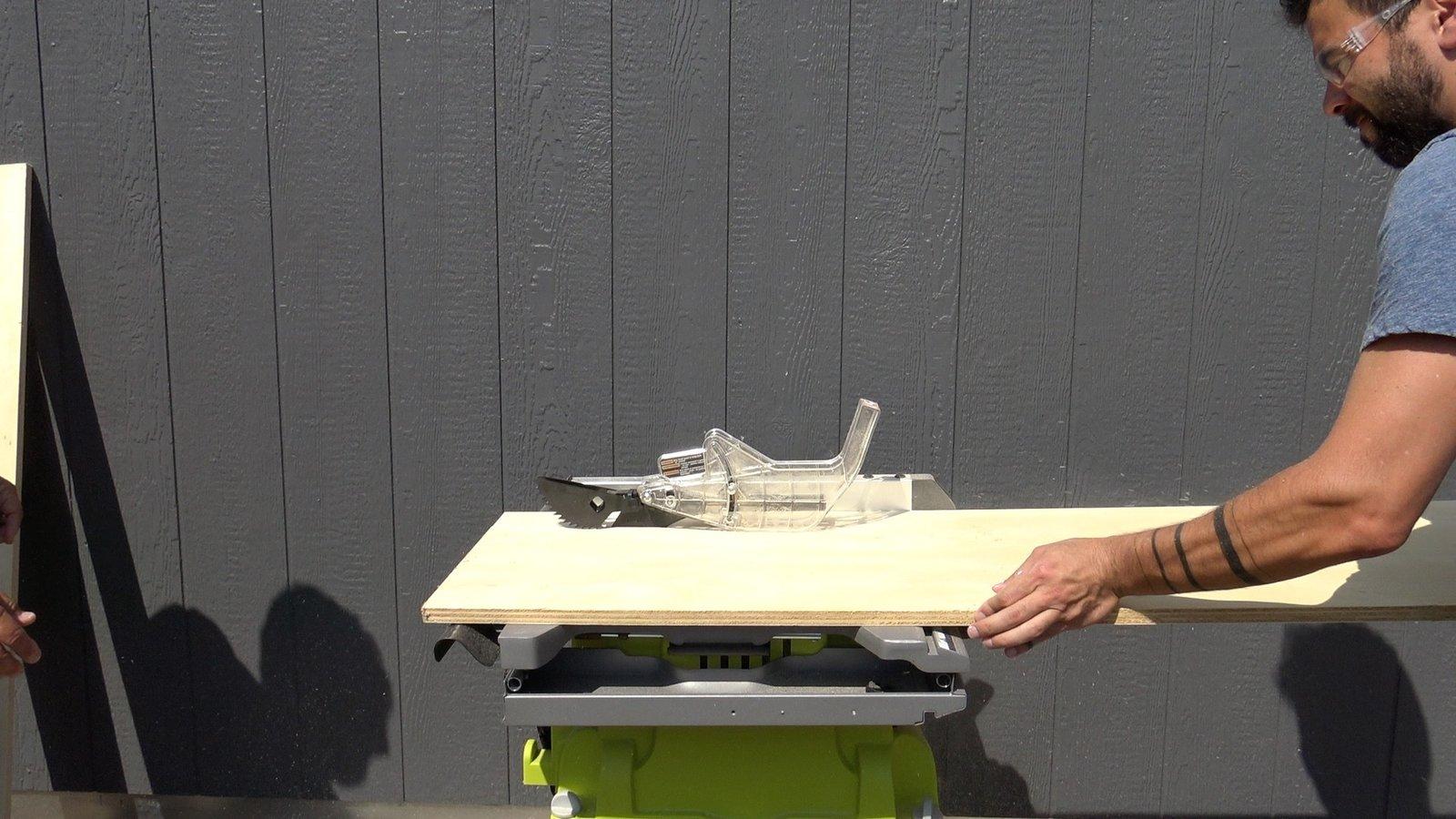 Dwell Made Presents: DIY Walnut Side Table