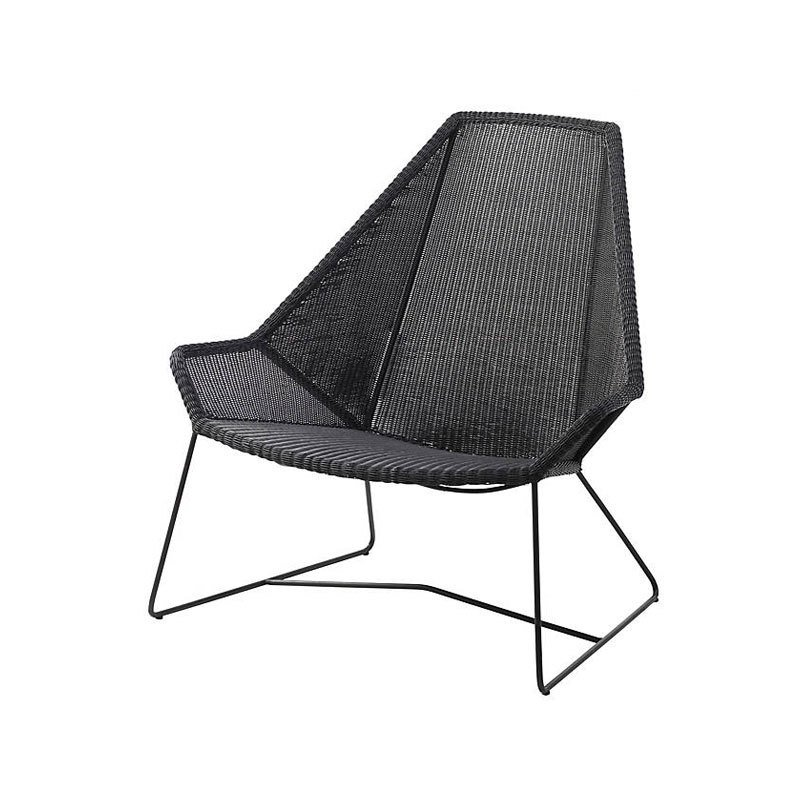 Photo 1 of 1 in Cane-Line Breeze Highback Chair