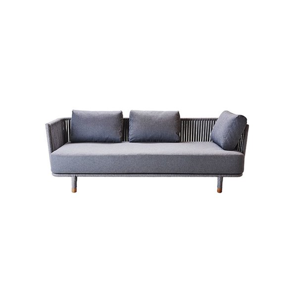 Cane-Line Moments 3 Seater Sofa