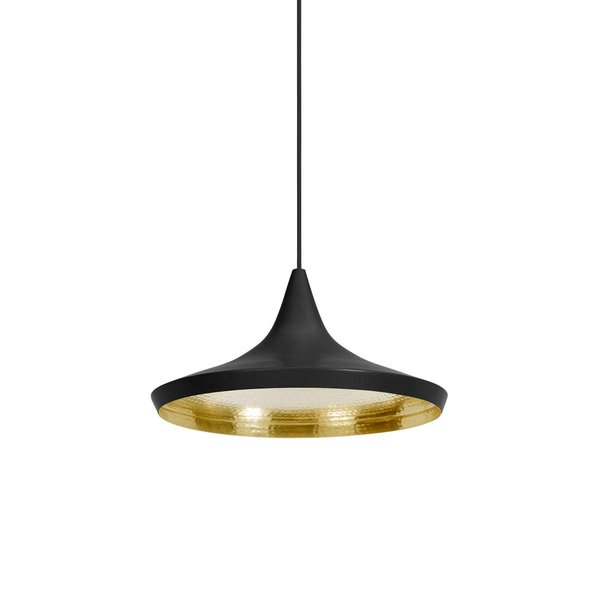Tom Dixon Beat Light Pendant – Wide