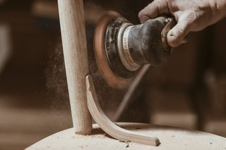 Watch: It Takes 9 Hours For Woodworkers to Make This Shaker-Inspired Chair - Photo 8 of 19 -