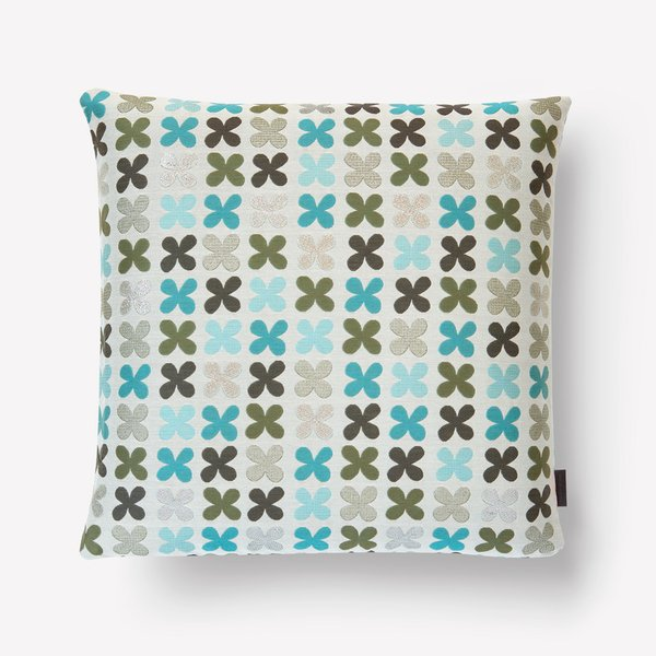 Maharam Quatrefoil Pillow