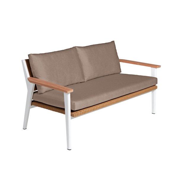 Kettal Triconfort Riba 2 Seater Sofa