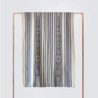The Citizenry Temuco Rug – Blue